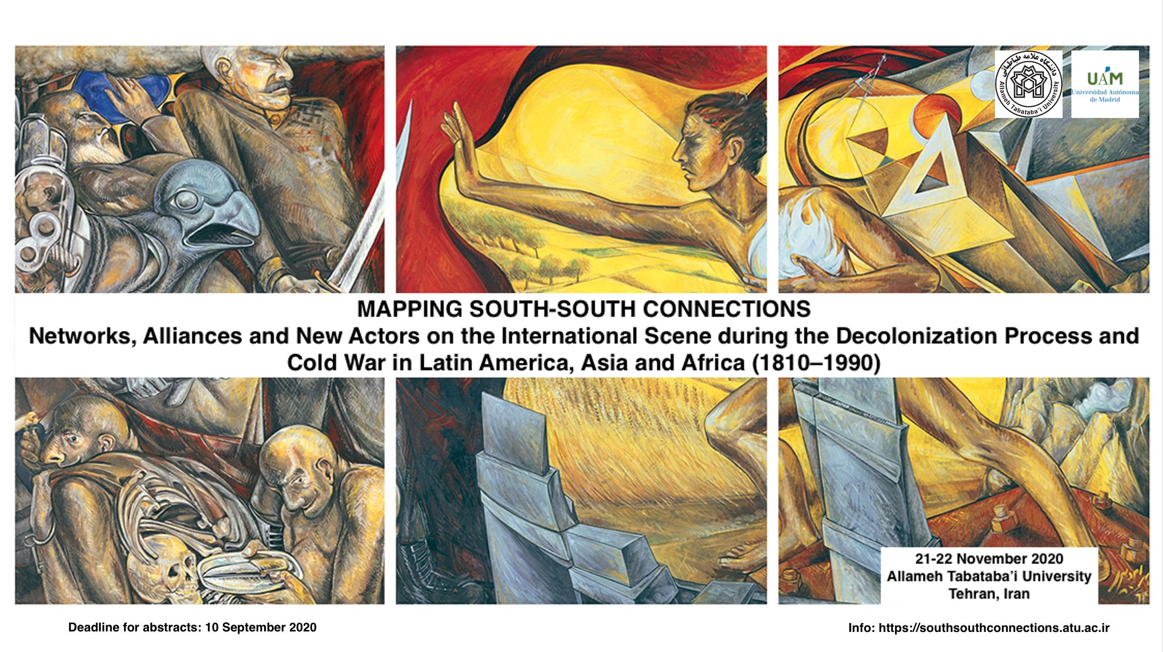 Mapping South-South Connections: Networks, Alliances and New Actors on the International Scene during the Decolonization Process and Cold War in Latin America, Asia and Africa (1810–1990)